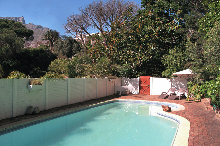 Tamboerskloof Accommodation Cape Town Cbd